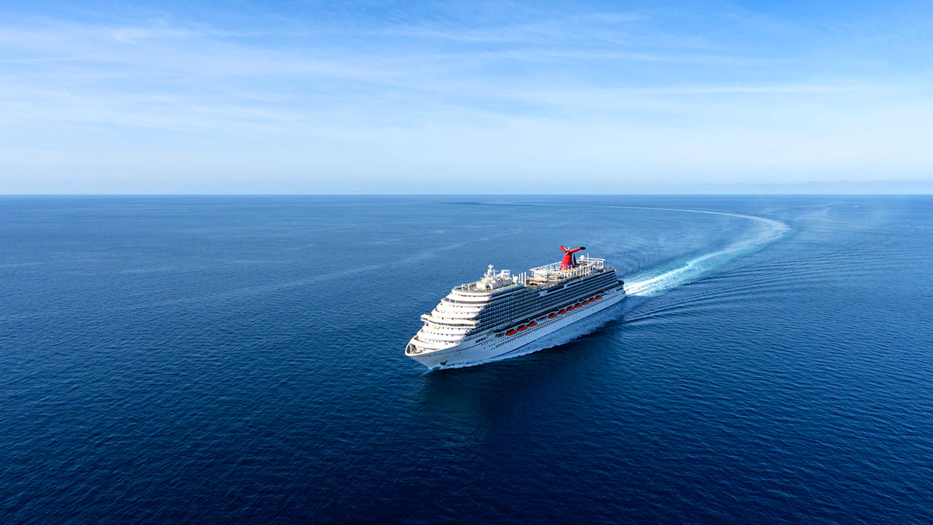FIVE NEW CARNIVAL CRUISE SHIPS SAILING JUST FOR YOU