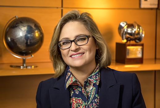 Rosario Rodríguez. CEO of Royal Holiday